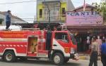 Toko Boneka Nyaris Hangus Terbakar Akibat Korsleting Listrik
