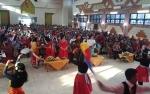 Natal Gabungan Momentum Bangun Kebersamaan Dalam Perbedaan di Barito Selatan