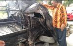Mobil Kelurahan Candi yang Terperosok akan Angkut Durian untuk Rayakan Tahun Baru