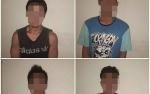 Polsek Dusun Tengah Amankan 4 Pria Pemerkosa Anak di Bawah Umur