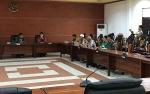 Sekretariat DPRD Kapuas Terima Kunjungan Kerja DPRD Hulu Sungai Utara
