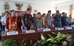 Bupati Barito Timur Ikuti Teleconference dengan Gubernur Kalimantan Tengah