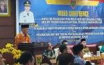 Sekda Pemprov Kalteng Jabarkan Realisasi APBD
