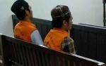Dua Sekawan Pencuri Motor Waria Divonis Bersalah