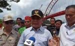 Gubernur Kalimantan Tengah Tinjau Jalan Perbatasan Katingan - Kalimantan Barat