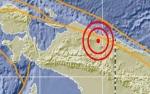 Gempa Magnitudo 6,3 Guncang Jayapura