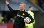 Hattrick Sinari Debut Haaland Saat Dortmund Bungkam Augsburg 5-3