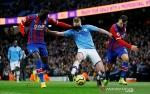 10 Menit Dramatis Paksa Man City Imbang 2-2 Lawan Palace