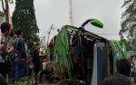 Kecelakaan Bus di Subang Tewaskan 8 Penumpang