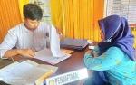 Pelamar Antusias Ambil Formulir Pendaftaran PPK di KPU Kapuas