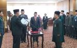 Kepala BKKBN Perwakilan Kalteng Dilantik