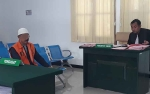 Simpan 4 Paket Sabu, Pria Paruh Baya Dituntut 5 Tahun Penjara