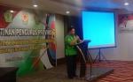Perpani Kalteng Berkomitmen Jadi Cabang Olahraga Unggulan