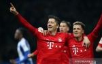 Bayern Mengamuk, Menang 4-0 di Markas Hertha