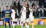 Dua Gol Ronaldo Menangkan Juventus Atas Parma