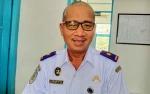 Rujab Kepala Kantor KSOP Kelas IV Pulang Pisau Diduga Dibakar