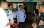 Ketua DPRD Kotim Pimpin Sidak Feri Penyeberangan dan Parkir
