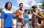 Wakil Bupati Barito Timur Minta Siswa SMK Terapkan Ilmu Pada Praktik Kerja Industri