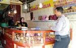 Anggota Polsek Kapuas Murung Patroli Pasar Antisipasi Tindak Kriminalitas