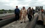 Dinas PUPR-Perkim Sukamara akan Lakukan Perawatan Jembatan Jelai