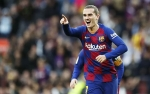 Griezmann Selamatkan Barca dari Hasil Memalukan di Copa del Rey