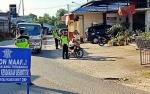 Satlantas Polres Barito Utara Tilang 36 Pelanggar Dalam 2 Hari