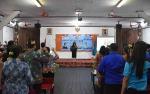 Pelantikan DPD KNPI Kapuas Dirangkai Seminar Kebangsaan