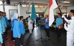 Pelantikan Pengurus DPD KNPI Kapuas Periode 2019 - 2022 Berlangsung Khidmat