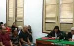 Hakim Hukum Mati Lima Kurir Sabu 56 kg