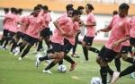 Timnas U-19 Jalani Uji Coba Perdana Melawan Tim Universitas Korsel