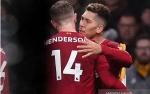 Liverpool Redam Wolverhampton 2-1, Restorasi Keunggulan 16 Poin