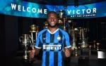 Victor Moses Resmi Bergabung ke Inter Milan dengan Status Pinjaman
