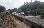 Pemkab Sukamara akan Lebarkan Jalan Jelai - Desa Sei Baru