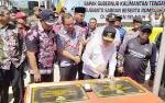 Gubernur Kalimantan Tengah Resmikan 2 Jembatan di Barito Selatan