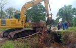 Pemerintah Kotawaringin Timur Lakukan Normalisasi Sungai dan Drainase