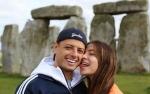 Pindah ke LA, Istri Javier Hernandez Senang Tiada Kepalang