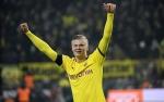 Dwigol Haaland Bantu Dortmund Hantam Koln
