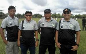 Latih Tanding SSB Pepen Palangka Raya dan Akademi Borneo Football Kasongan untuk Tambah Jam Terbang