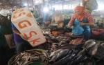 Harga Ikan Nila di Pasar Kuala Pembuang Turun