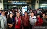 174 Turis dari Kunming China Tiba di Bandara Minangkabau Hari Ini