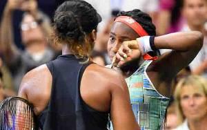 Gagal ke Perempat Final Australia Open, Cori Gauff Menangis