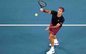 Roger Federer Lolos ke Babak Perempat Final Australia Open