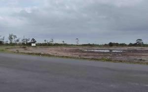 Pemkab Sukamara Akan Tata Bundaran Simpang Lunci