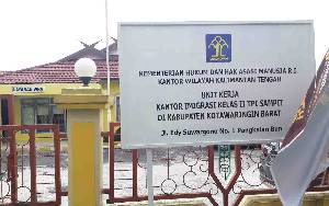 Imigrasi Siap Bersinergi untuk Cegah Virus Corona di Kotawaringin Barat