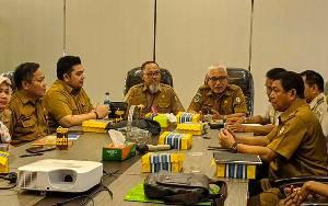 Antisipasi Virus Corona, Dinas Kesehatan Kotim Lakukan Koordinasi dengan KKP dan RSUD dr Murjani Sampit