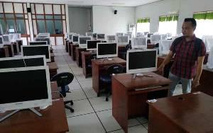 BKPSDM Seruyan Siapkan 65 Unit Komputer