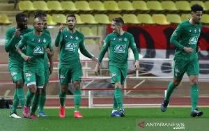 Saint-Etienne Singkirkan Monaco Menuju Perempat Dinal Piala Prancis