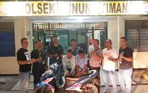 Curi Sepeda Motor Mantan Majikan, Dua Orang Pelaku Ditangkap