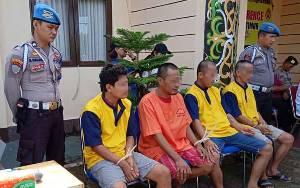 Kapolres Barito Timur: Tidak Ada Toleransi Bagi Bandar Narkoba