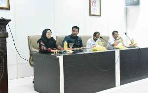 Pemkab Barito Utara Adakan Entry Meeting Bersama BPK RI